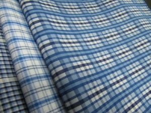 Cotton Yarn Dyed Dobby Check Fabric for Shirt pictures & photos