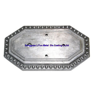 Zinc Die Casting for Light Fixture with 14 Years′ Factory pictures & photos