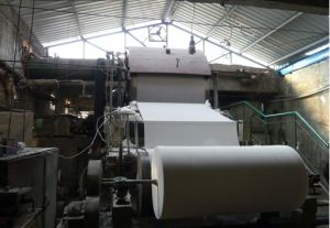 Coating Paper Making Machinery, 20 Tons Per Day Capacity, Paper Recycling Machine pictures & photos