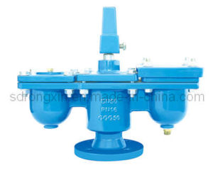 Flange Ends Double Ball Air Valve (RX-AV-YT02) pictures & photos