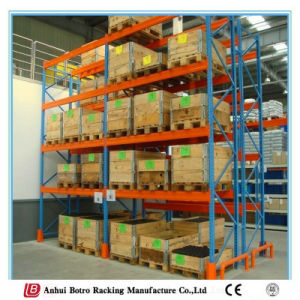 Q235 Steel Ce Cetificated Storage Pallet Metal Shelf Rack pictures & photos