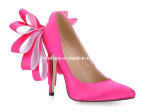 Beautiful Designs of Bridal High Heel Pumps