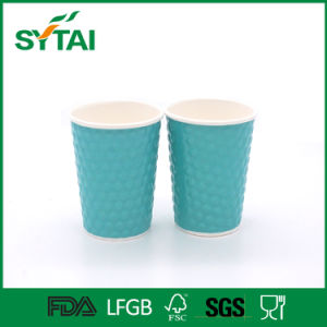 Hot Drink Biodegradable Best Quality Double Wall Paper Coffee Cups pictures & photos