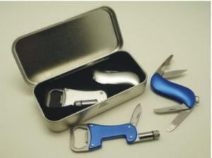 Gift Set in Metal Box (W12A)