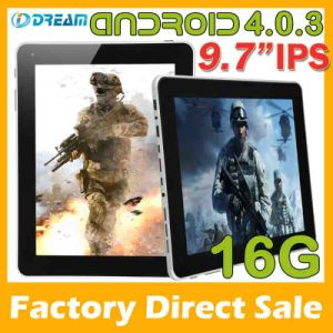 9.7inch Tablet PC (M971 IDREAM)