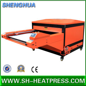 Pneumatic Cheap Price Large Format Sublimation Heat Press Machine for Sale pictures & photos