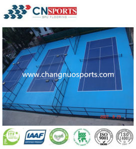 Upgrade Spu Cushion Acrylic Tennis Court Coating pictures & photos