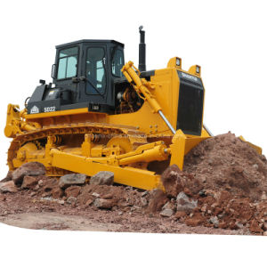 SD22 Shantui Bulldozer 220HP Cummins Engine One Year Warranty pictures & photos