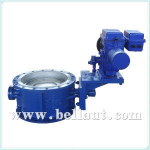 Flange Metal Hard Sealing Butterfly Valve