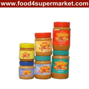 Hot Sale Chinese Creamy and Crunchy Peanut Butter in Pet Bottle with 227g, 340g, 510g and 1kg pictures & photos