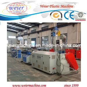 PP /PE Single Wall Corrugated Pipe Extruder Machine pictures & photos