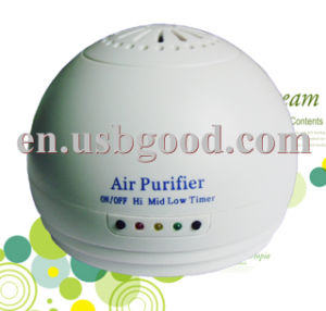 Air Purification With Anti-Pollen