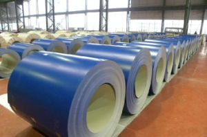 Color Coated Galvanized Steel Coil and PPGI Coil pictures & photos