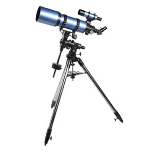 "New 5"" Refractor Monocular Terrestrial Astronomical Telescope with Tripod (A4/700X127EQ4) pictures & photos"