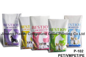 Plastic Pet Food Packing Pouch pictures & photos