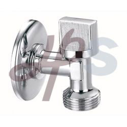 Brass Angle Valves with Chrome Plated pictures & photos