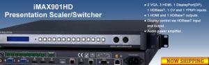 Presentation Scaler/Switcher