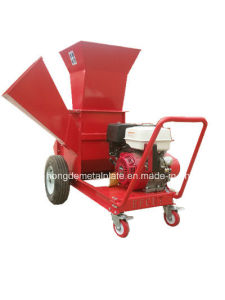 Cutting Coconut Shell/Coir Wood Chipper Shredder pictures & photos