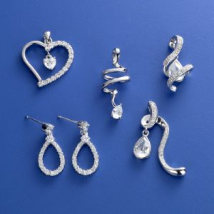 Fashion Jewelry CZ Earrings Pendants pictures & photos