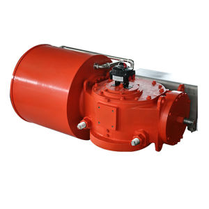 Rotary Pneumatic or Hydraulic Scotch Yoke Type Heavy Duty Pneumatic Actuator pictures & photos