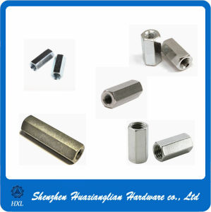 DIN 6334 Stainless Steel Hexagon Long Nuts pictures & photos