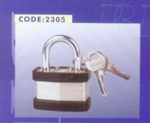 Laminated Padlock and Combination Padlock (2305) pictures & photos