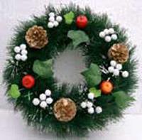 Christmas Wreath (HH4A007)