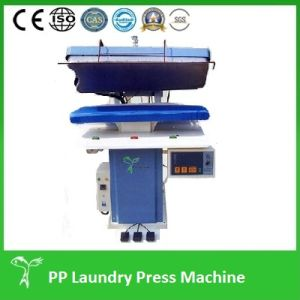 Commercial Collar & Cuff Laundry Press Machine (CCPM) pictures & photos