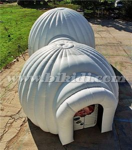 Double Rooms Inflatable Dome Tent, Inflatable Igloo Tent for Sale K5066 pictures & photos