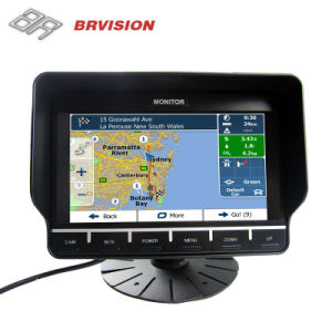 Tracking Navigation Monitor for Trucks pictures & photos