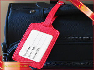 Promotional Luggage Travel Bag Tag Rubber Luggage Name Tag pictures & photos