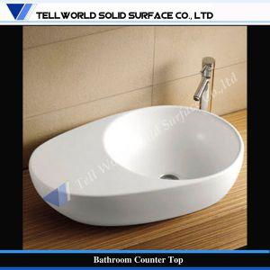 Bathroom Vanity Top Modern Bathroom Counter Top for Bathroom pictures & photos