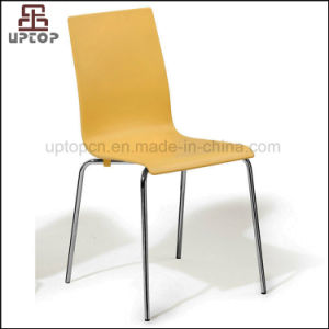 Restaurant and Cafe Used Polypropylene Plastic Dining Chair (SP-UC202) pictures & photos
