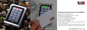 Standalone Access Control RFID Reader Device S600mf pictures & photos