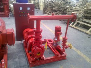 Packaged Fire Pump (EDJ) pictures & photos