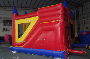 PVC Material High Quality Indoor Inflatable Trampoline for Party pictures & photos