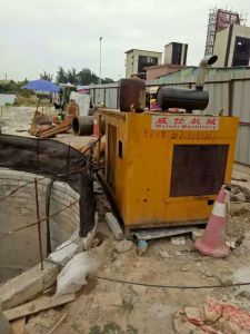 Horizontal Directional Drilling Rig Ws-500 pictures & photos