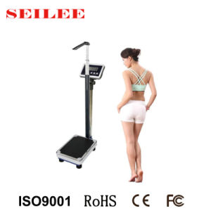 Digital Personal Weighing Scale with Height Measurement pictures & photos