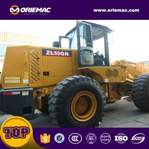 Engineering & Construction Machinery 5ton Wheel Loader Zl50gn for Sale pictures & photos