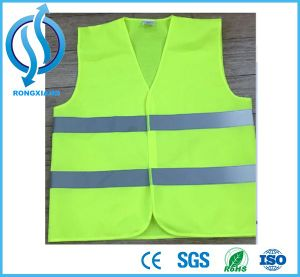 2017 New Large Area Safety Vests Jumper Latest Shirt Designs for Men pictures & photos