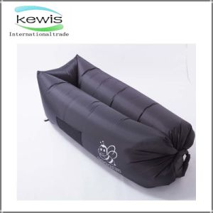 210t Polyester 250*70cm Lazy Sleeping Bed Air Bag pictures & photos