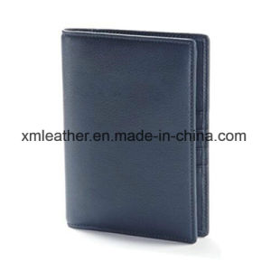 Leather Travel Journey ID Card Case Passport Holder pictures & photos