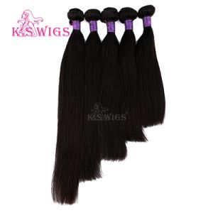 Silky Straight Human Hair Virgin Cambodian Hair pictures & photos