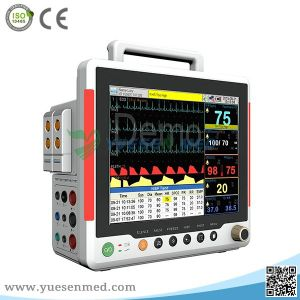 Medical 12.1 Inches Multi Parameter Patient Monitor pictures & photos