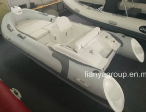 Liya Rib 330 Pleasure Boat Fiberglass Hull Rib Inflatable Boat pictures & photos