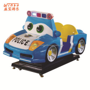 ISO9001 Zhongshan Factory Children Amusement Police Toy Car Kids Swing Ride for Playground (K129) pictures & photos