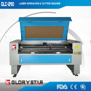 Leather Non-Metal Materials Laser Engraving and Cutting Machine pictures & photos