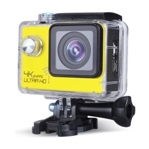 Mini Sport Camera Outdoor Diving Waterproof Action Cam 4k DV pictures & photos