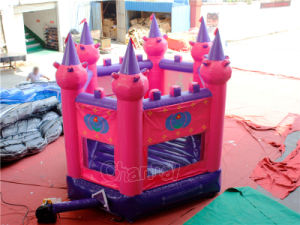 Pink Princess Inflatable Jumping Castle Chb242 pictures & photos