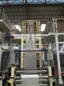 1100mm HDPE Film Blowing Machine pictures & photos